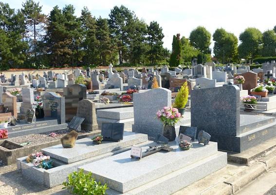 rapport, conclusions et avis du commissaire enquêteur concernant l'extension du cimetière communal