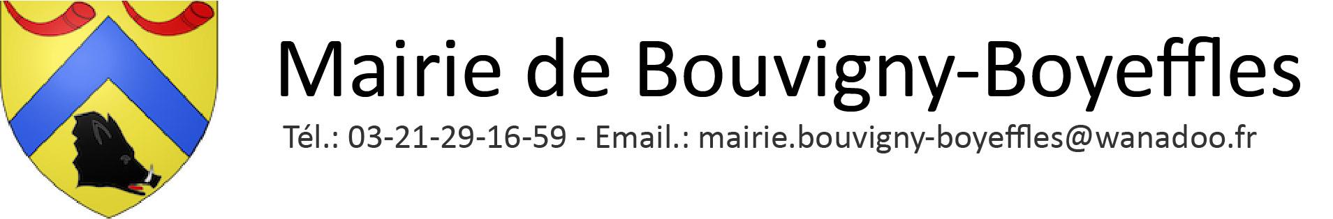 Mairie de Bouvigny-Boyeffles