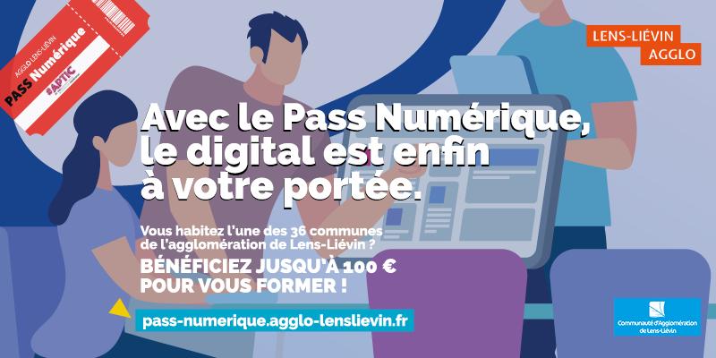 Pass Numérique  💻
