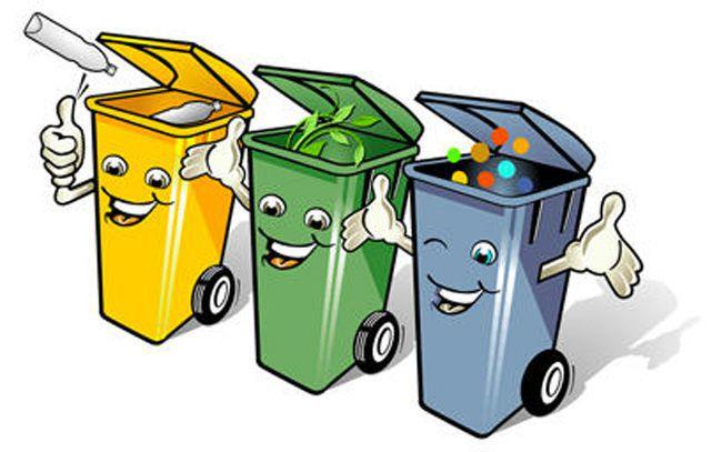 Calendrier collecte déchets ménagers